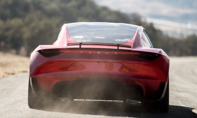 tesla roadster acceleration