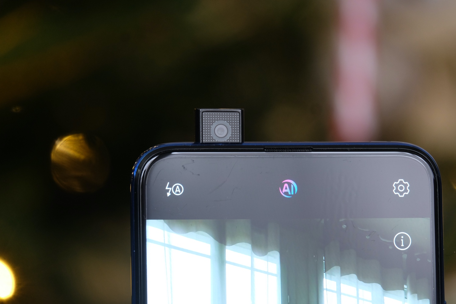 test honor 9x module photo