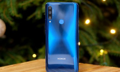 test honor 9x une