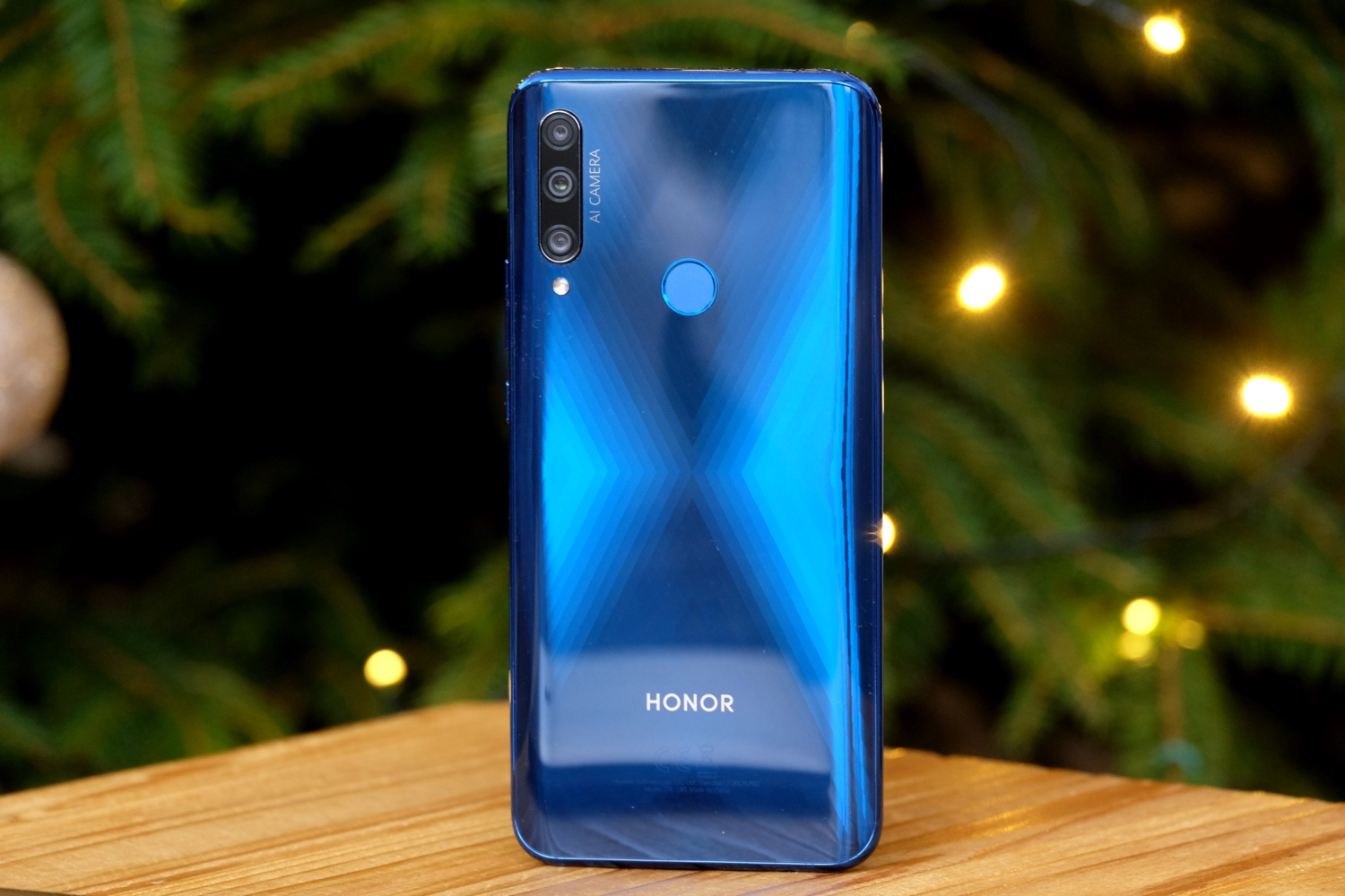 test honor 9x