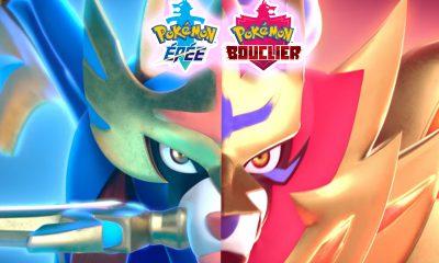 Test Pokémon Épée et Bouclier