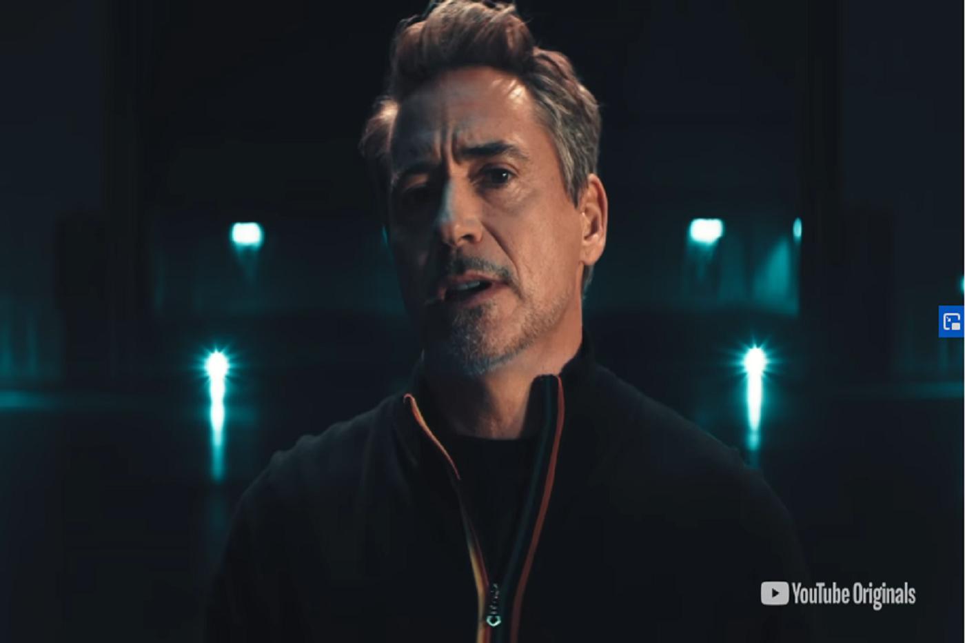 L'acteur d'Iron Man fait son retour dans une nouvelle série documentaire sur l'IA