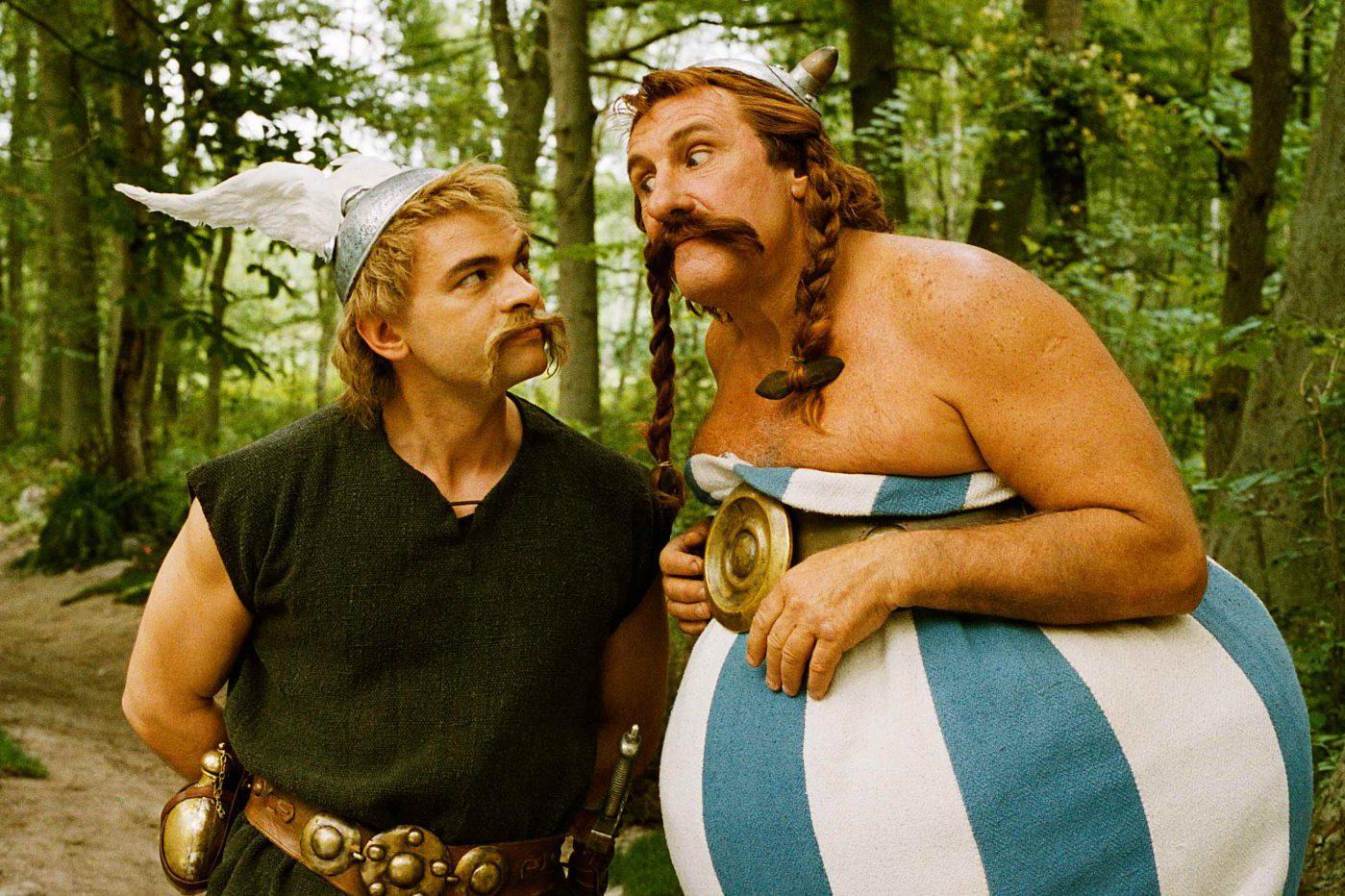Astérix et Obélix, le prochain film serait très ambitieux