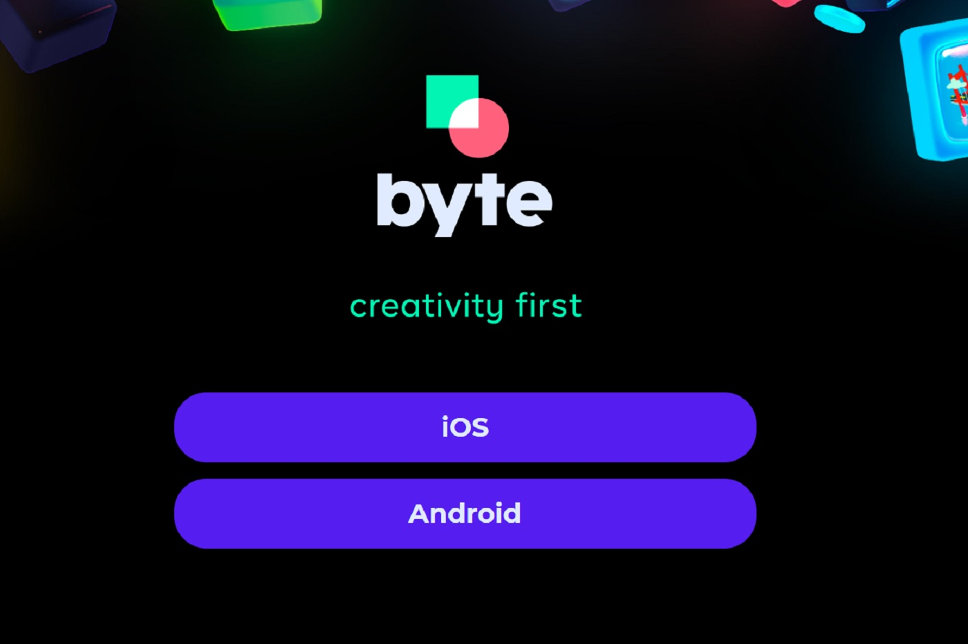 Byte application
