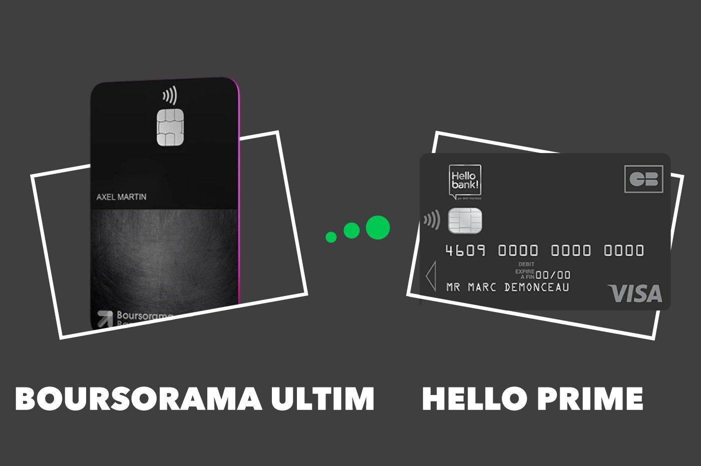 Boursorama Ultim Hello Prime