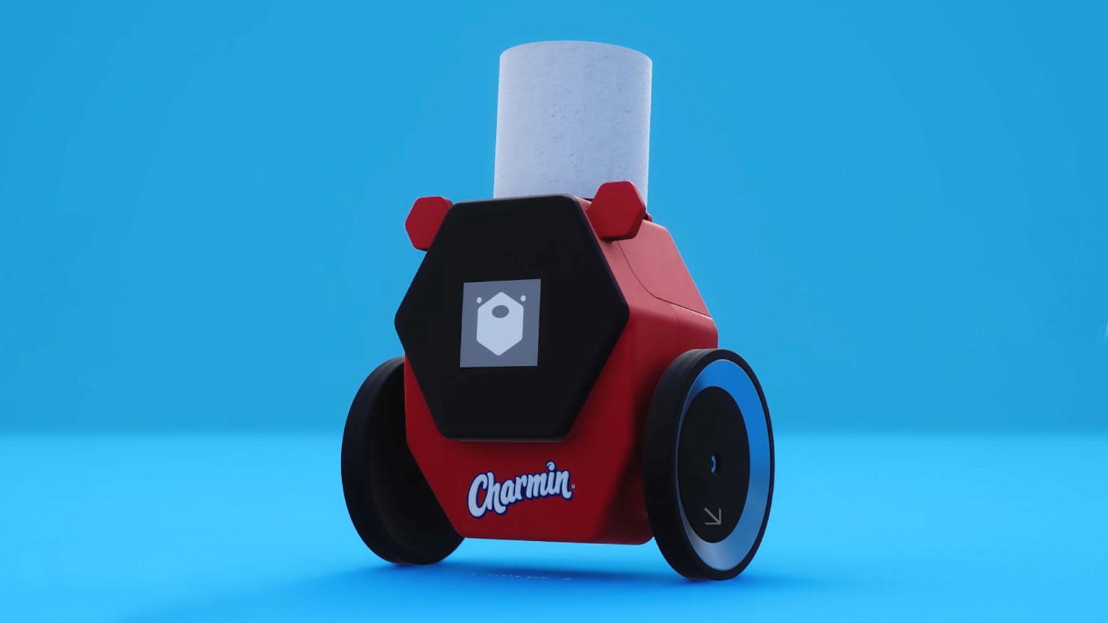 Charmin de P&G