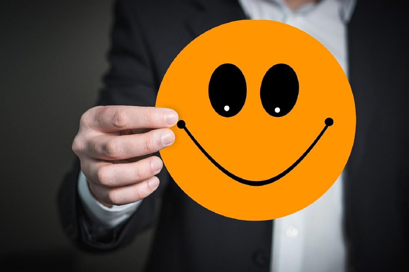 Emoji, smiley