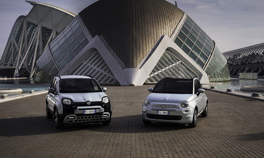 Les nouvelles Fiat 500 et Panda Mild Hybrid 2020