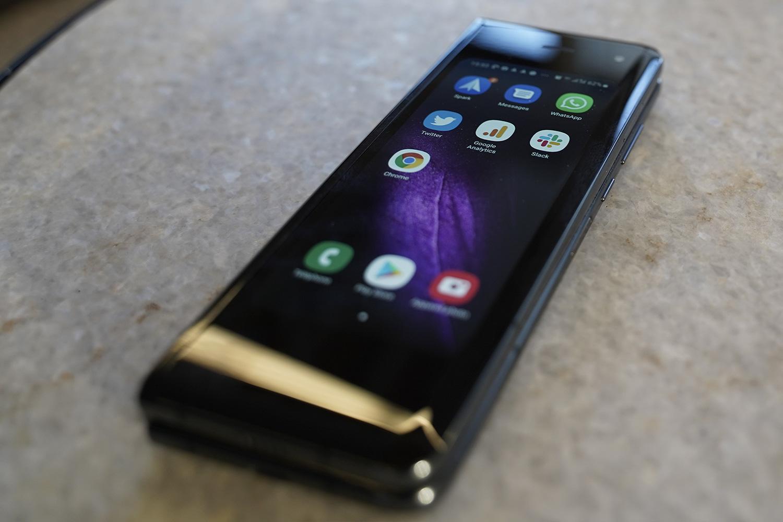 Ecran Samsung Galaxy Fold