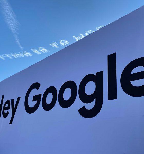 Hey Google, Google Assistant, CES 2020 à Las Vegas