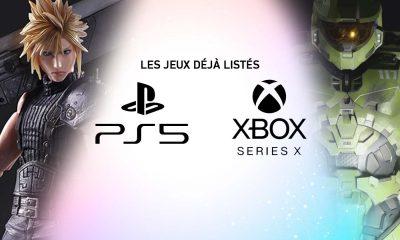 Les Jeux PS5 et Xbox