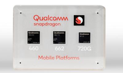 Les Qualcom Snapdragon 460, 662 et 710G