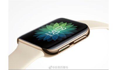 La montre Oppo Watch