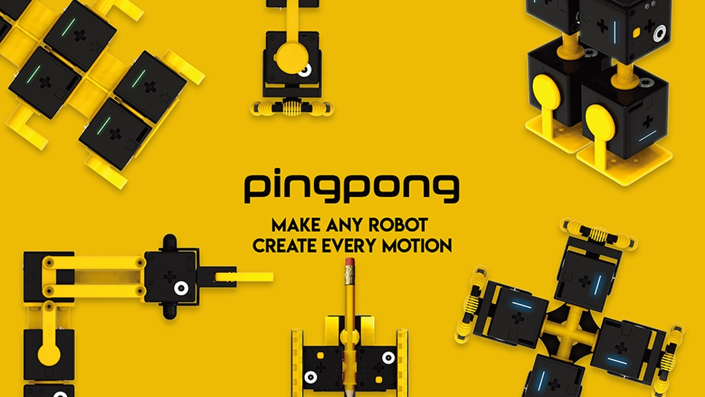 PingPong Robot