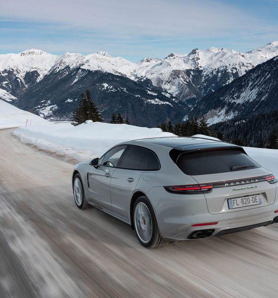 Porsche Panamera E-Hybrid SE Turbo