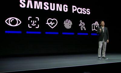 Logo Samsung Pass Face ID