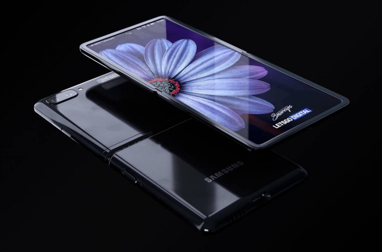 Le nouveau Samsung Z Flip