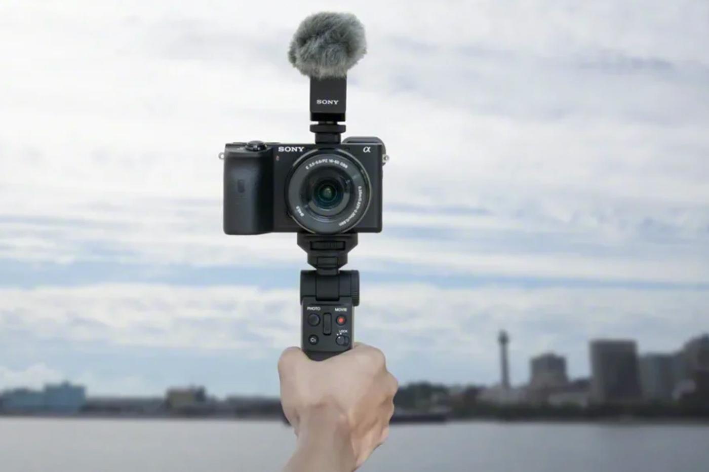 Sony GP-VPT2BT : la poignée idéale pour faire la différence entre le bon et le mauvais vlogger ?