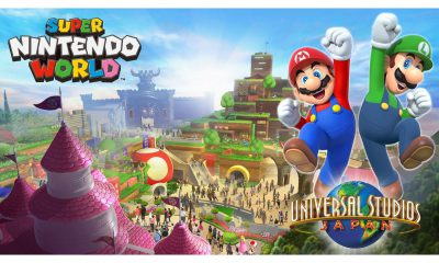 Parc Super Nintendo World Japon