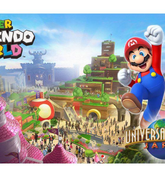 Parc Super Nintendo World Japon