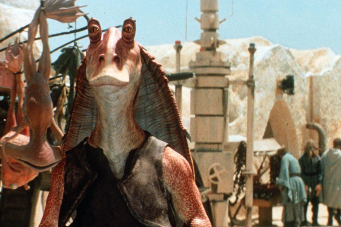 Jar Jar Binks de retour dans la saga Star Wars ?
