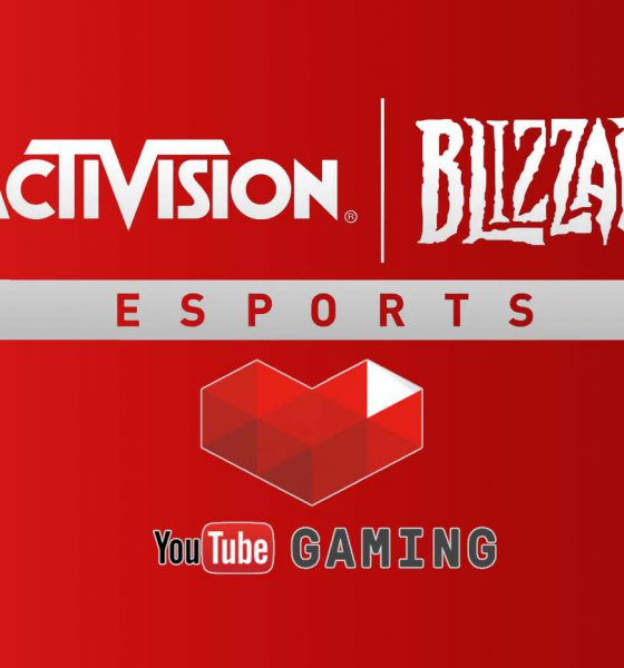 Activision Blizzard YouTube Gaming
