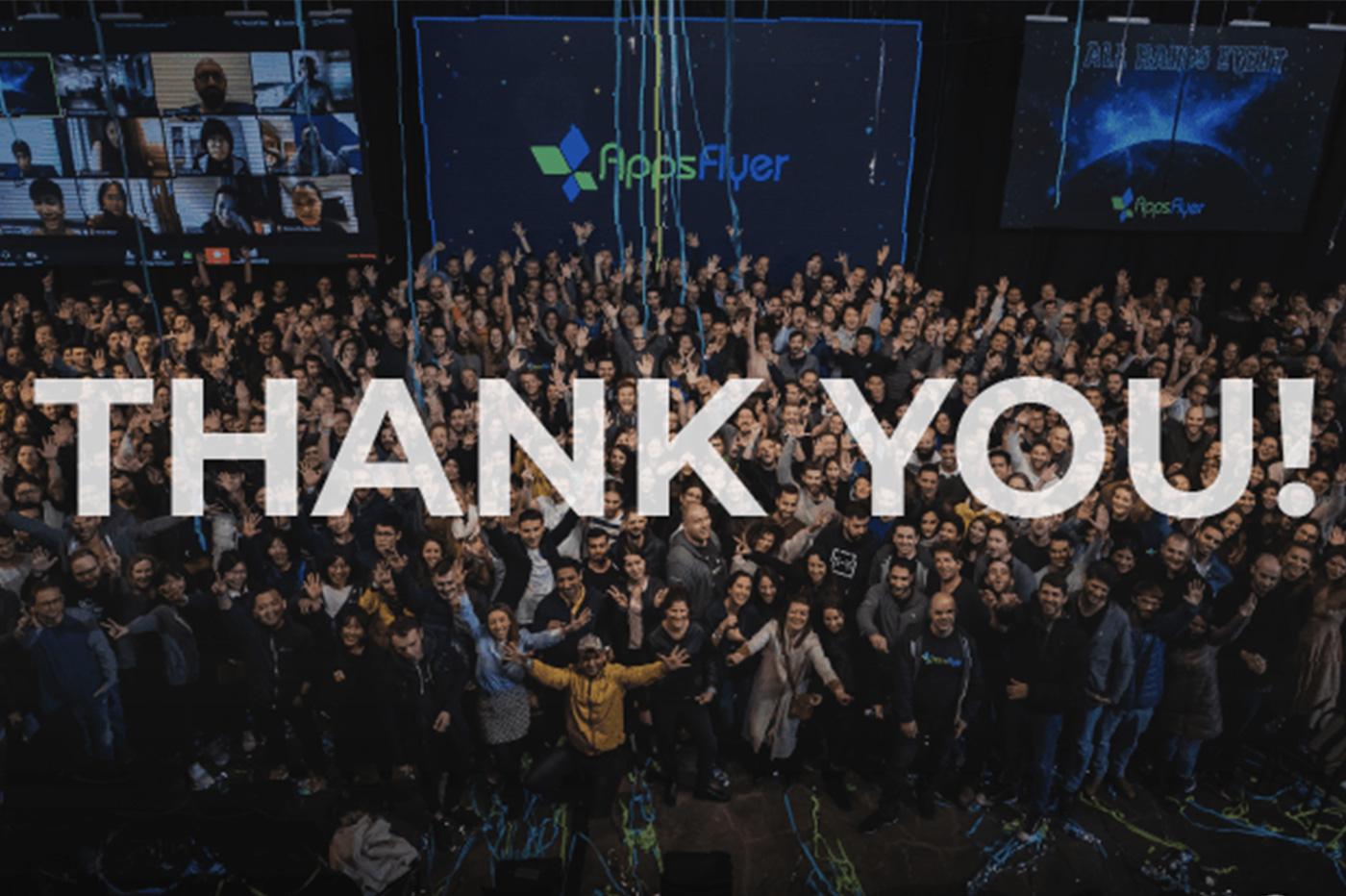 AppsFlyer startup
