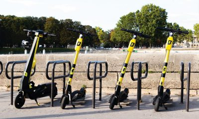 B Mobility trottinettes électriques