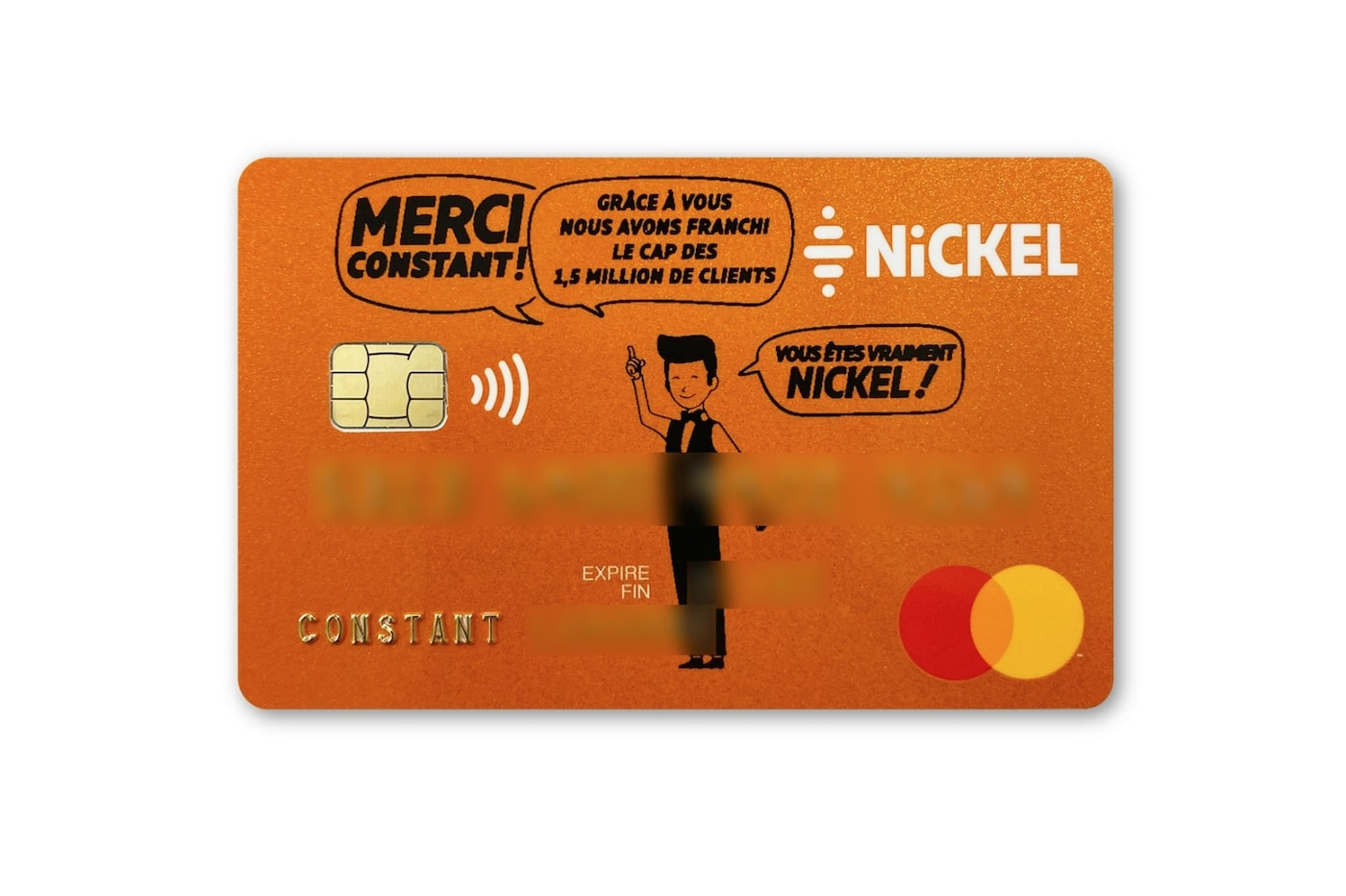 Le Compte Nickel célèbre 1.5m de clients avec un petit changement