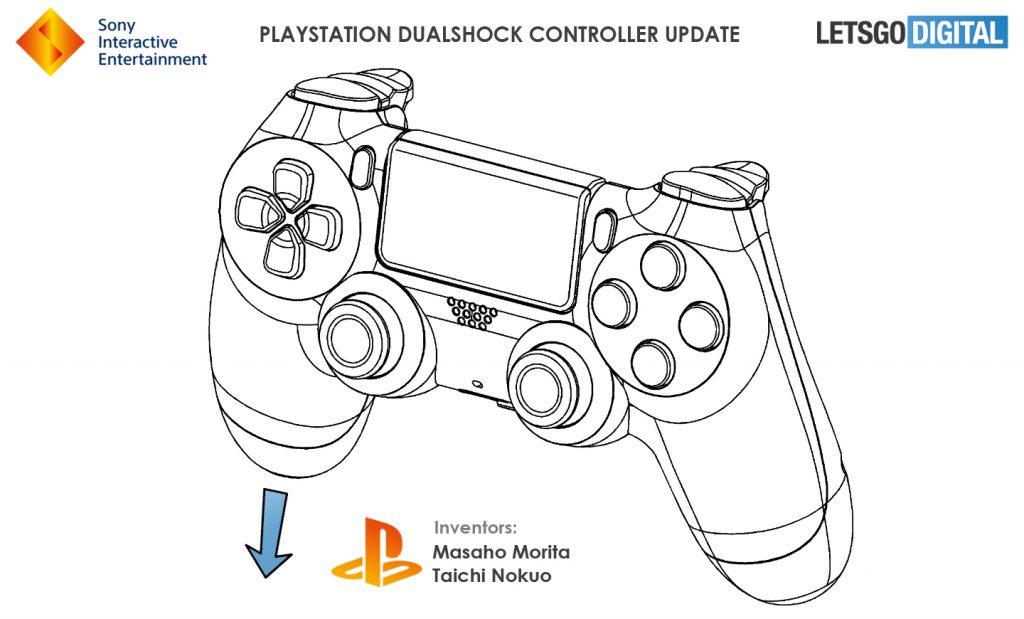 Poignées amovibles Manette PS5