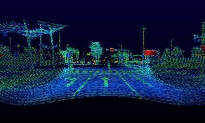 DJI voiture autonome