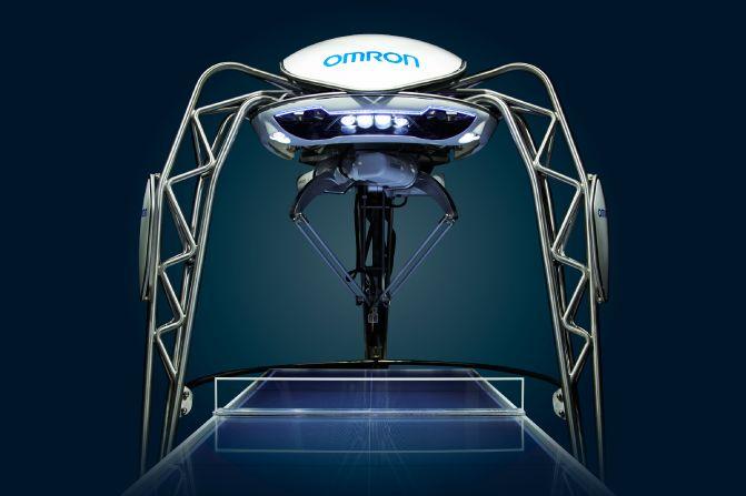 forpheus robot ping-pong