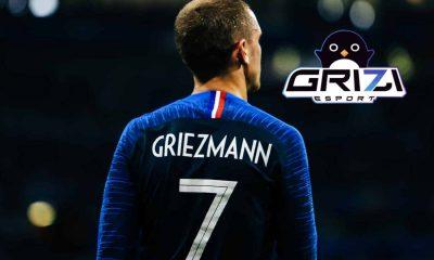 Antoine Griezmann Equipe eSport