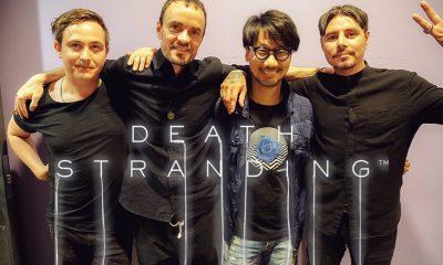 Un groupe de muisque sauvé par un jeu vidéo Death Stranding