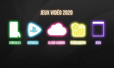 Jeux Vidéo 2020
