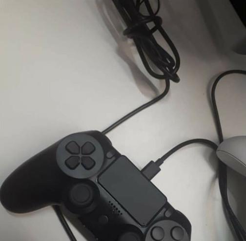 Leak Manette PS5