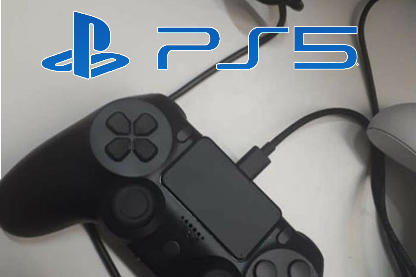Manette PS5 Leak