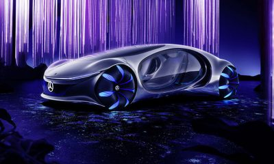 mercedes concept car avatar