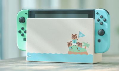 Nintendo Switch Aloha Edition Animal Crossing