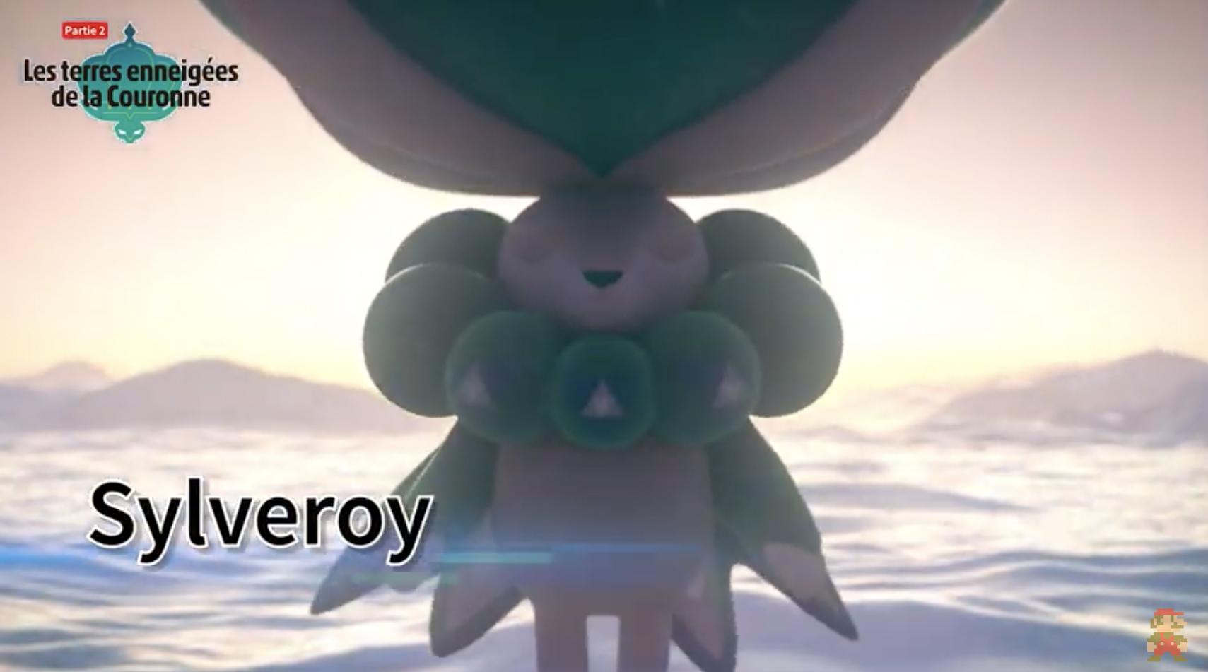 Pokémon Légendaire Sylveroy
