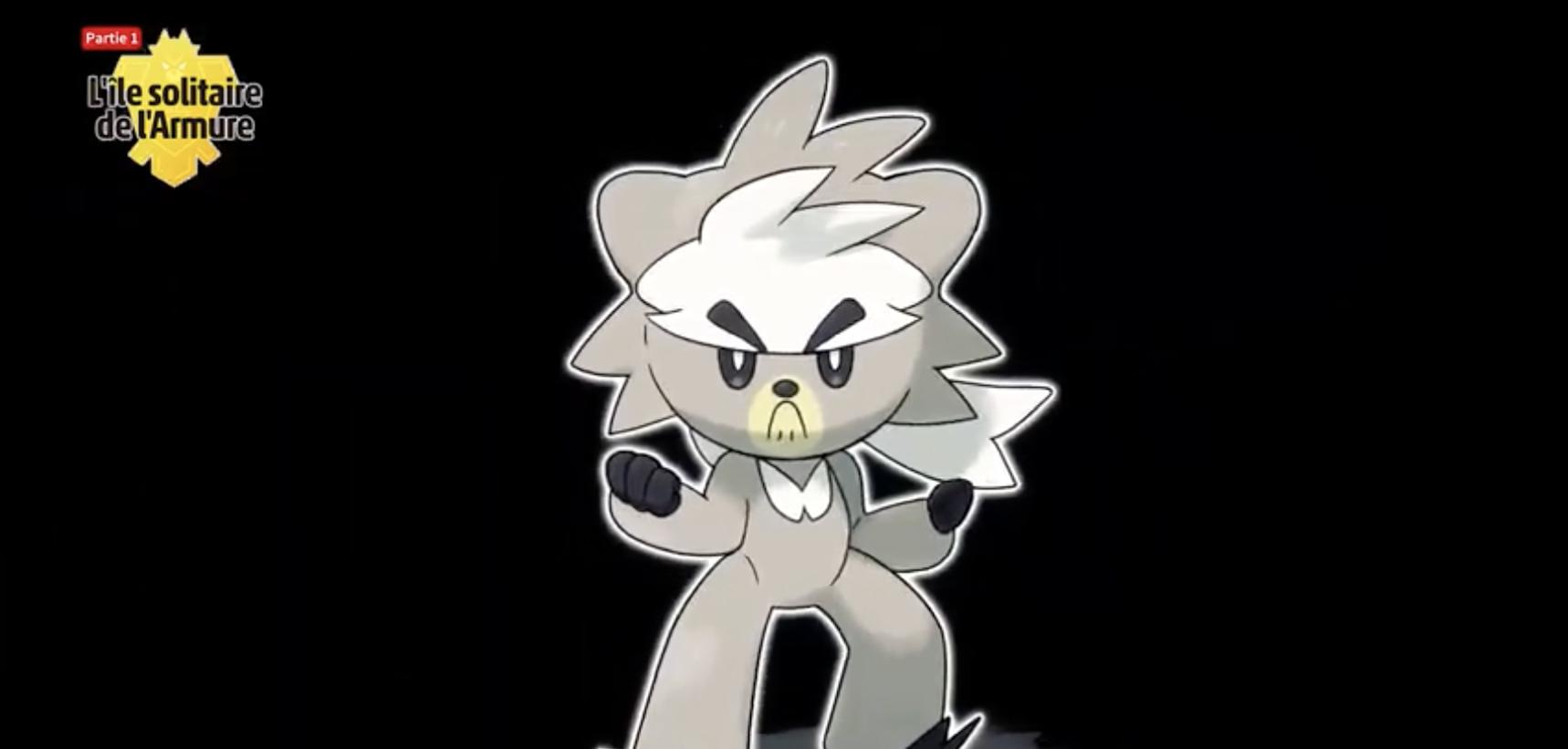 Pokémon Légendaire Wushours