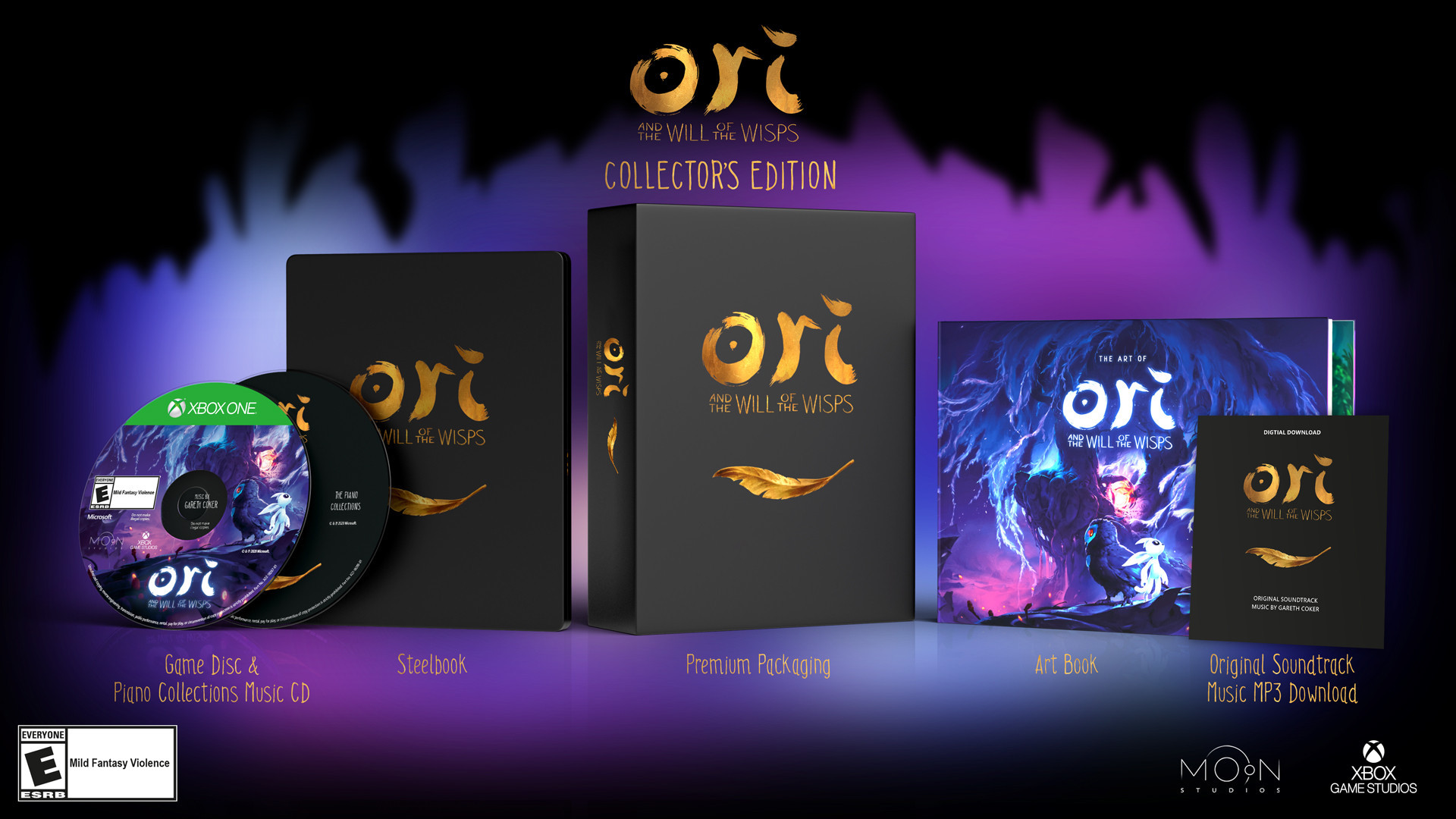 Ori and the Will of the Wisps Collector