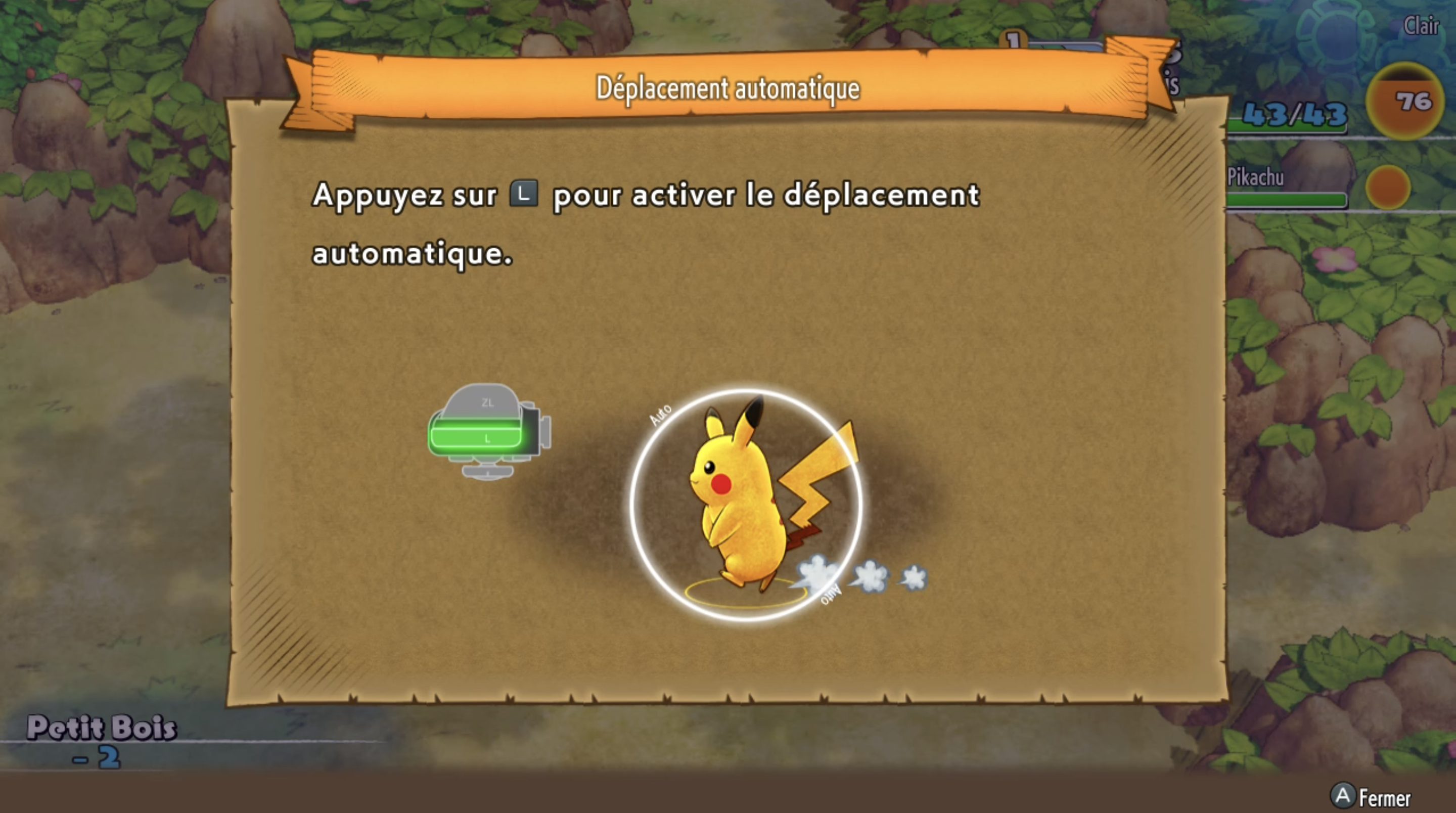 Pokémon Donjon Mystère Switch