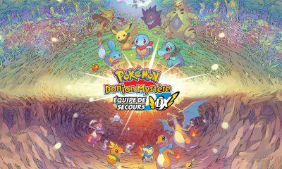 Pokémon Donjon Mystère Switch Preview