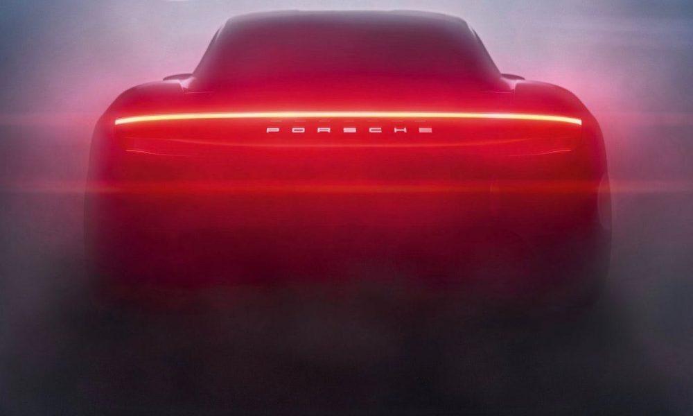 Porsche voiture autonome