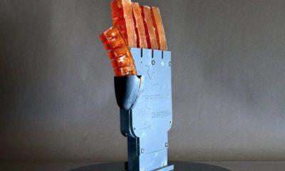 Robot transpiration