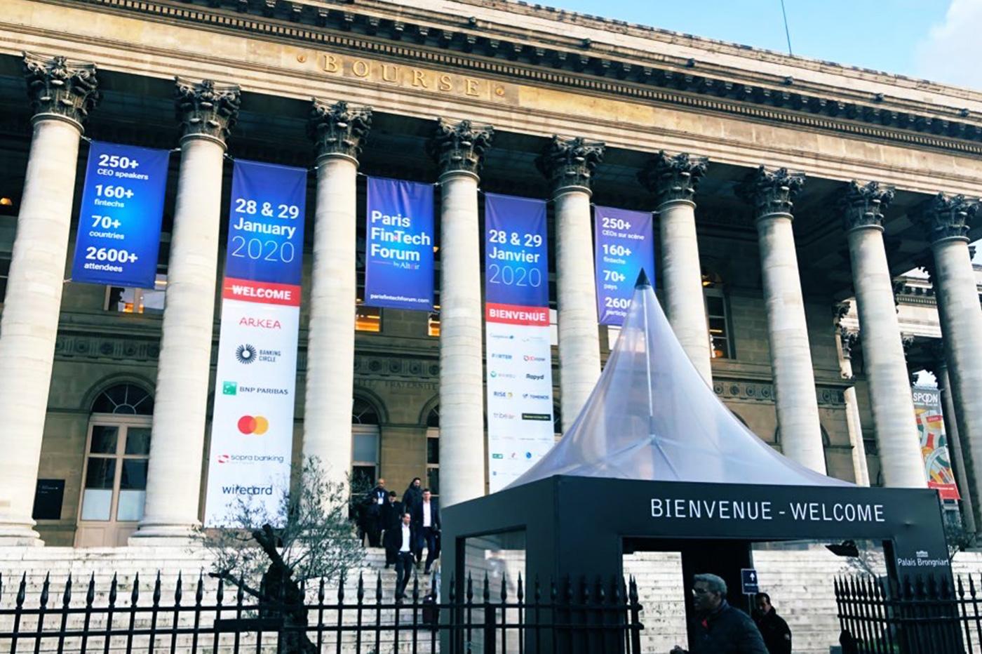 Société Générale Paris Fintech Forum