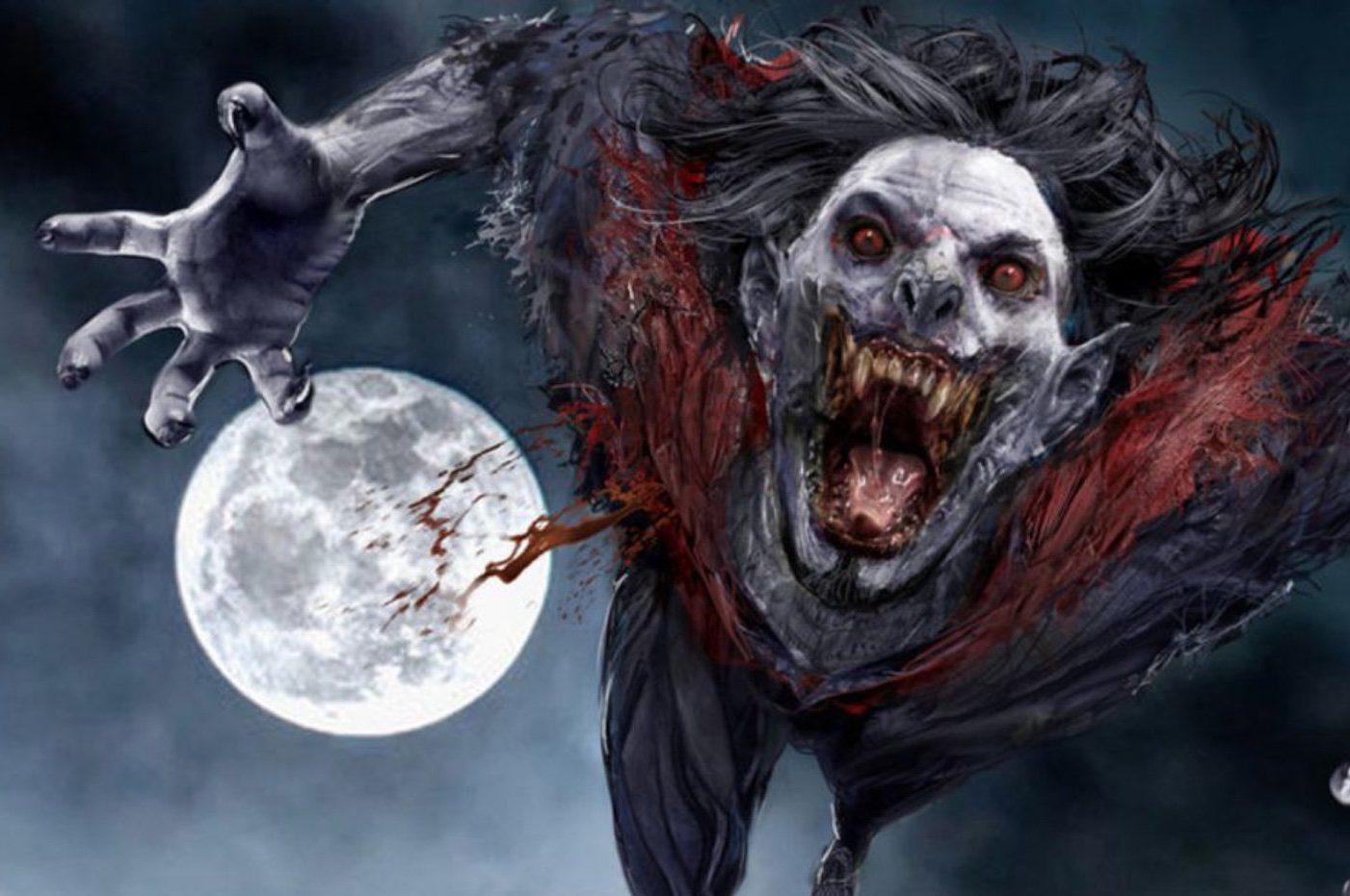 Jared Leto apporte de l'horreur dans l'univers Spider-Man (bande-annonce) — Morbius