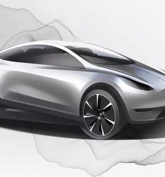 Tesla Chine