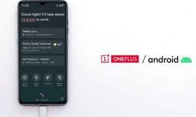 Ambient Mode sur un smartphone OnePlus